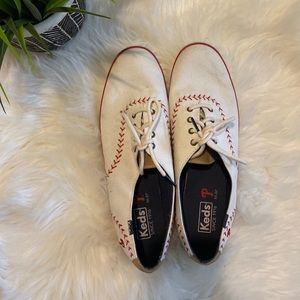 Keds Phillies Sneakers size 11